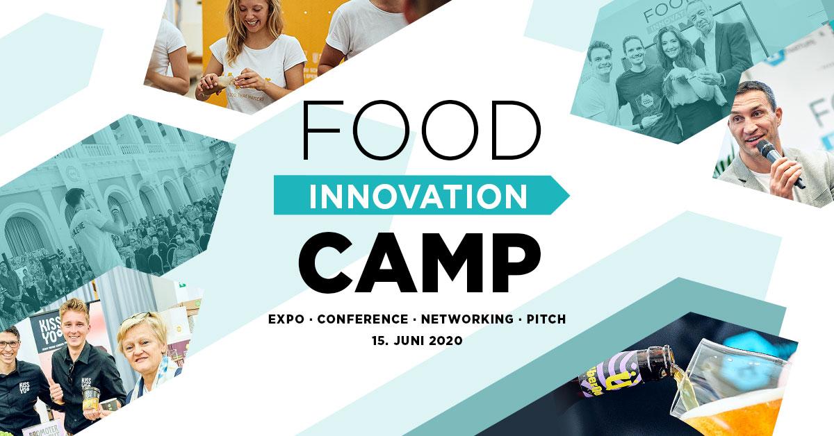 Food Innovation Camp Visual 2020