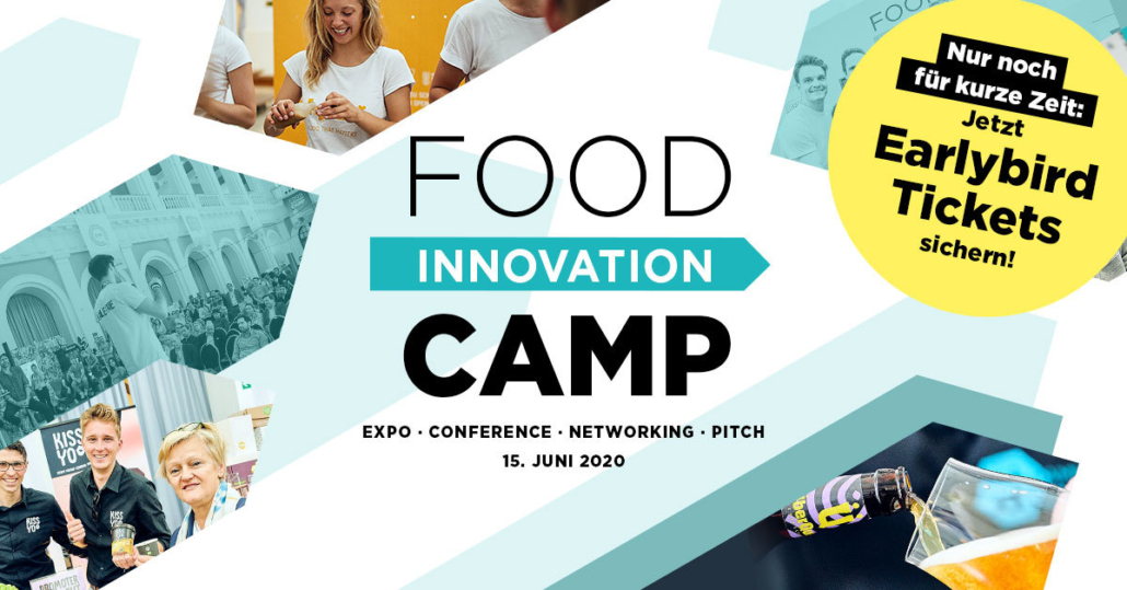 Food Innovation Camp 2020 EbVisual