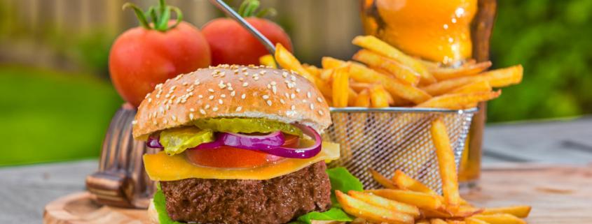 MosaMeat Burger