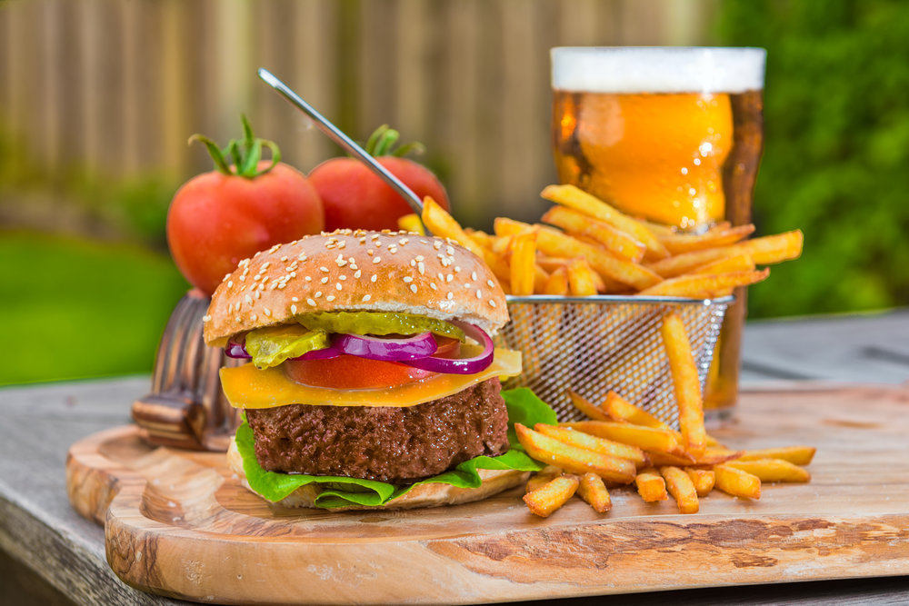 MosaMeat Burger trends
