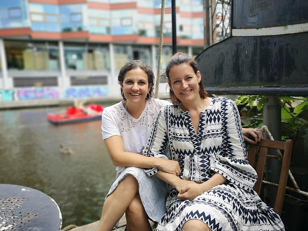 Die Gründerinnen Verena Ballhaus-Riegler und Katharina Staudacher (Foto: Foodloose)