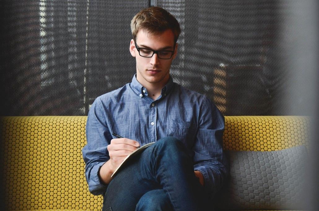 Planung eines Unternehmers