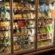 Supermarkt Regale
