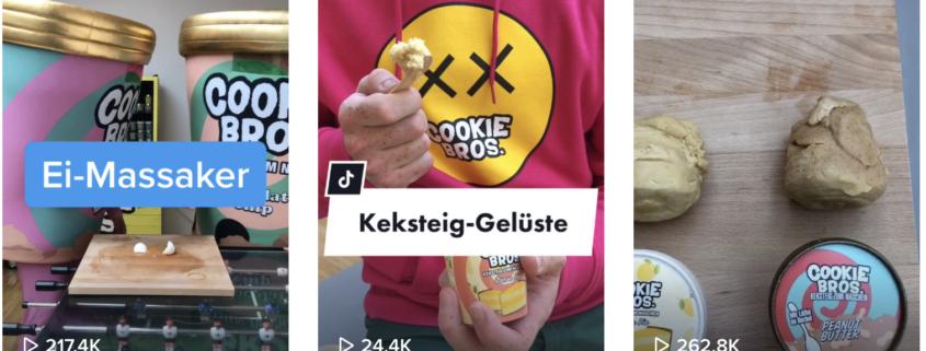 TikTok Cookie Bros