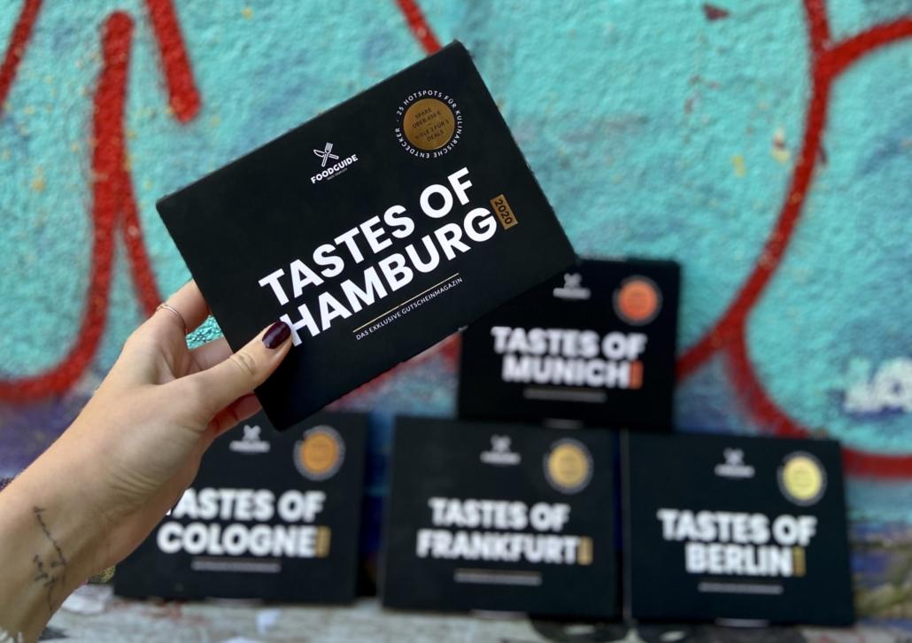 Tastes of Hamburg Foodguide