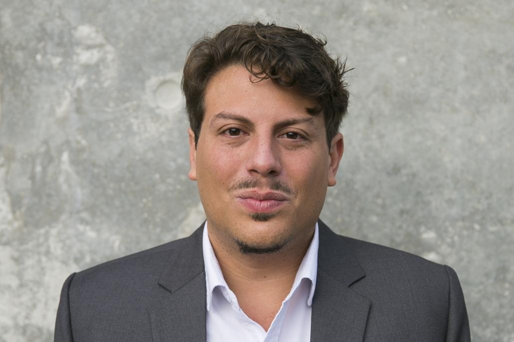 Jeremias Loock, Head of Sales bei Kolonne Null