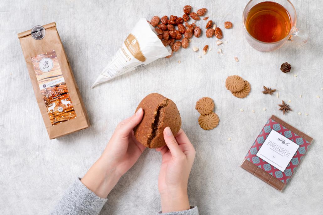 Naschen und Weihnachten gehören einfach zusammen! (Foto: Foodist)
