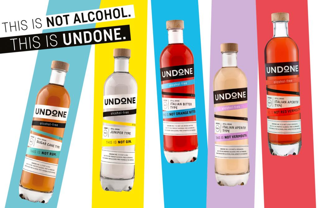 Das sind die fünf Sorten von Undone.