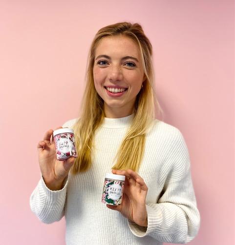 Lilli Merks, Gründerin von Happy Sprinkles