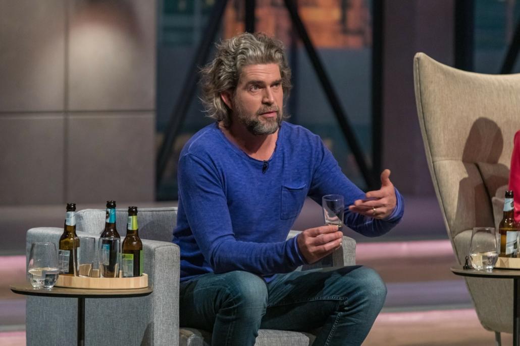 Investor Nils Glagau war zunächst überzeugt von JoyBräu, im Nachhinein kam der Deal aber doch nicht zustande.
