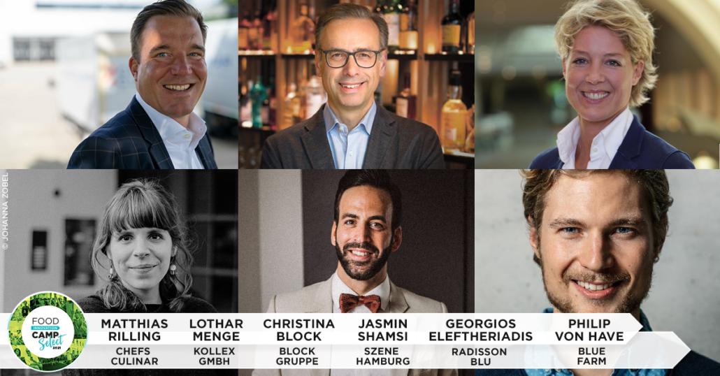 Am 27. September sind Matthias Rilling und Georgios Eleftheriadis beim großen Panel zum Thema Gastronomie und Hotellerie dabei.